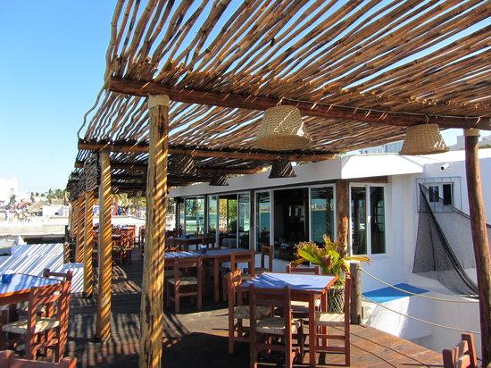 Puerto Azul: Another veranda view