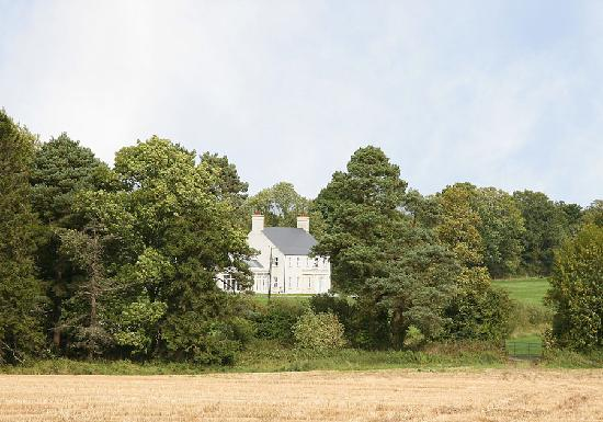Coolefield House: And I shall have some peace there, for peace comes dropping slow,