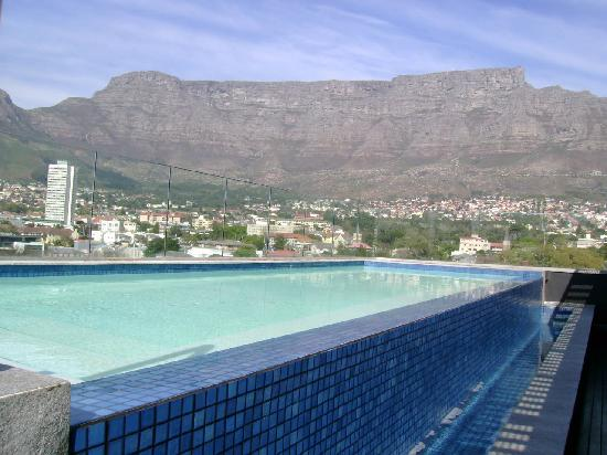View From Swimming Pool Picture Of African Pride 15 On Orange Hotel Cape Town Central