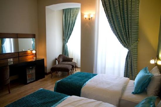 Hotel Au Pera: DELUXE TURQUISE ROOM