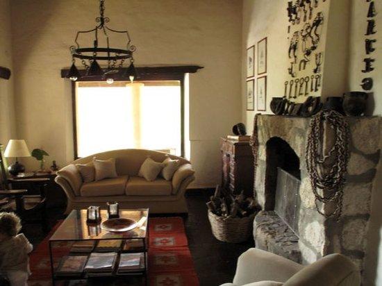 La Paya: Interior