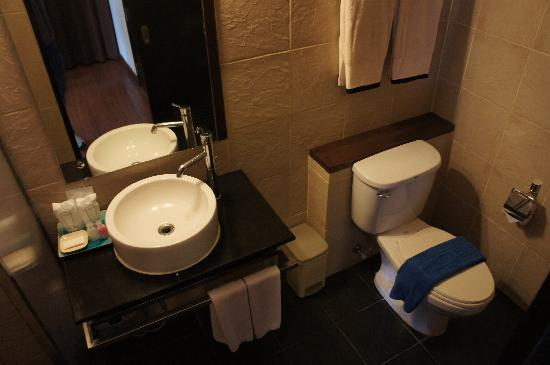 Portico 21: toilet