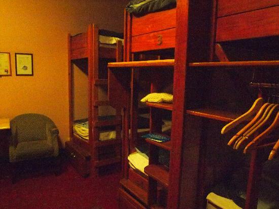 Globetrotters Tourist Hostel: My room (C)