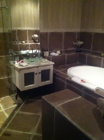Villa Paradisa Guest House: bath