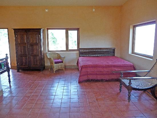 Civet Cat Orchard: 4 Mamey hse bedroom 1 9-2-09 2