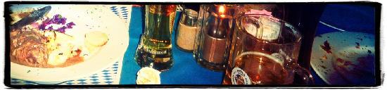 Cafe Bavaria & Bakery: Rinderroulade