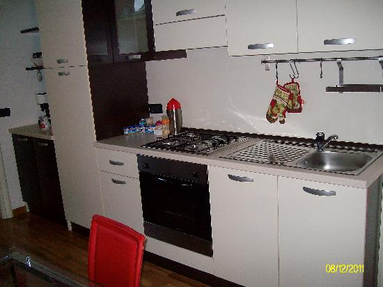 Il Sipario: la cucina