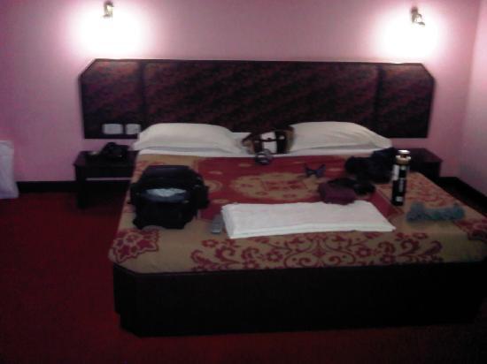 Valley View International Hotel : Nice room