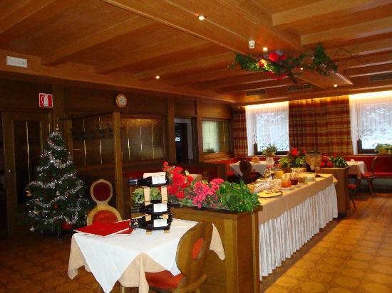 Hotel Gasthof Steinerhof: Steinerhof  sala da pranzo