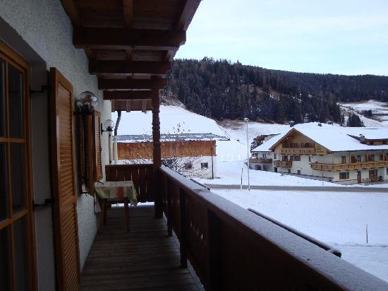 Hotel Gasthof Steinerhof: Steinerhof  terrazzo