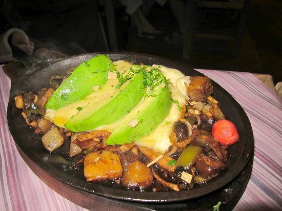 Fajita Republic : the vegetarian fajitas
