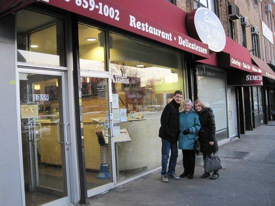 Photo of American Restaurant Essen NY Deli at 1359 Coney Island Ave, Brooklyn, NY 11230, United States