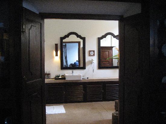 Galle Fort Hotel: la salle de bain