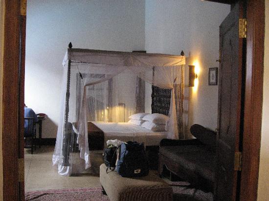 Galle Fort Hotel: la chambre