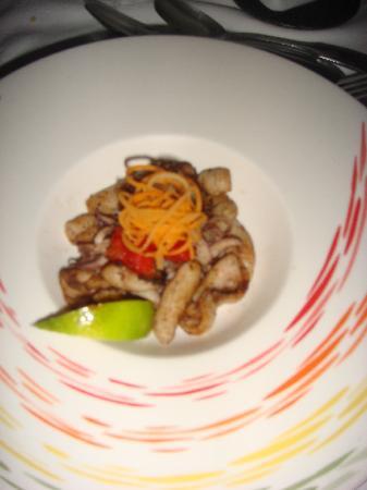 Marguerite's: Squid