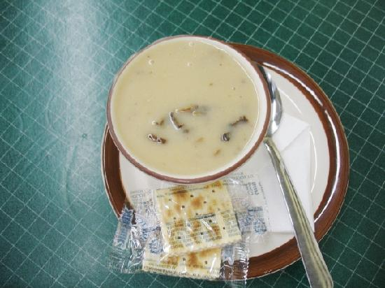 Rifle, โคโลราโด: Cream of Mushroom Soup
