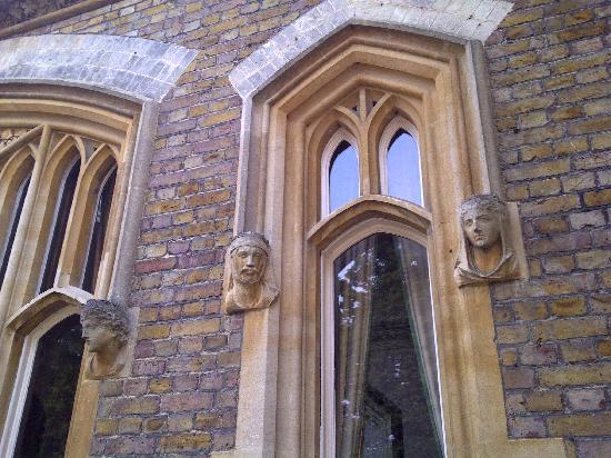 The Oakley Court: Oakley Court