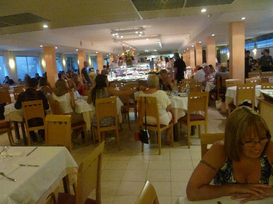 Hotel GHT Costa Brava: restaurant