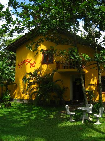 Shangri La Guest House: main house