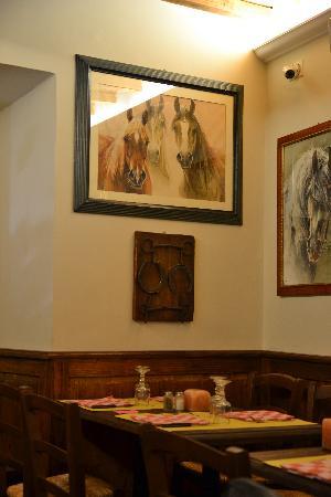 Trattoria San Lorenzo: La Sala dei Cavalli