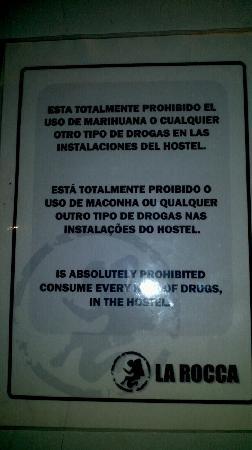 La Rocca Hostel: A primeira coisa que você no hostel