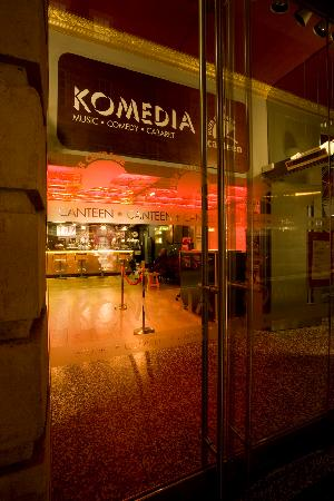 Komedia Bath: Komedia Front of House