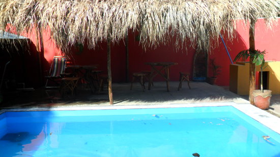 Chilli Inn: great pool and rancho