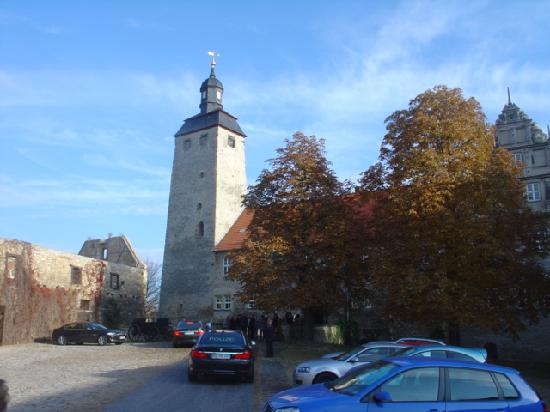 Tower (with hotel accomodation) of Wasserburg