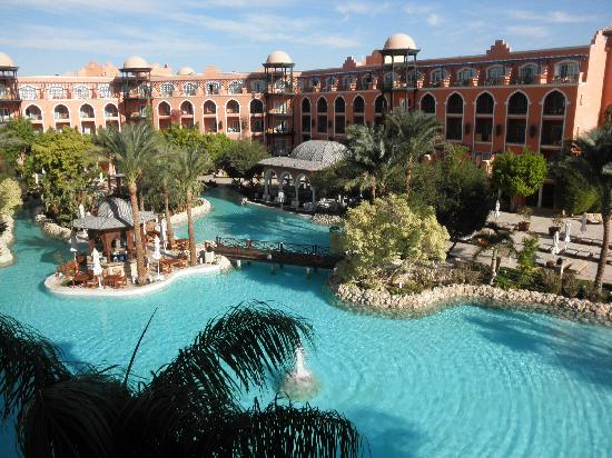 Grand Hotel Resort Hurghada Check