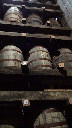 Jim Beam American Stillhouse: Barrels