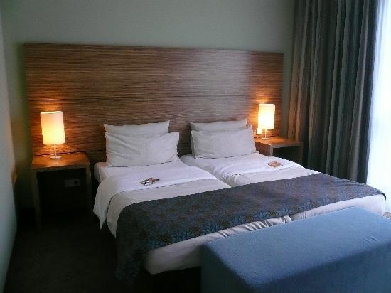 Hotel Central Regensburg CityCentre : Zimmer  Nr.324
