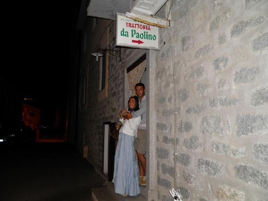 Trinita d'Agultu e Vignola, إيطاليا: l'ingresso del locale