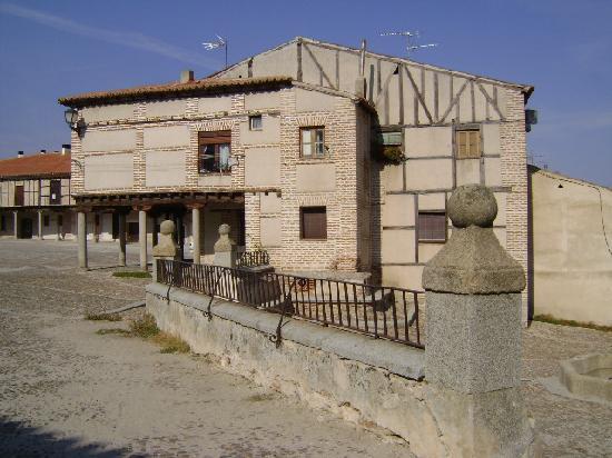 Plaza de la Villa de Arévalo.