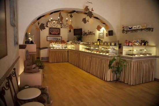 Chocolates Johfrej C&V