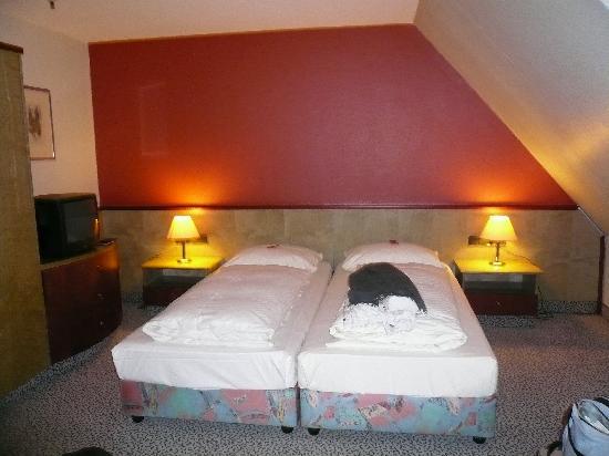 Comfort Hotel Ulm Blaustein: Zimmer Nr.223