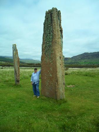Go-Go Bus Private Day Tours: Standing stones - Machrie Moor - Isle of Arran