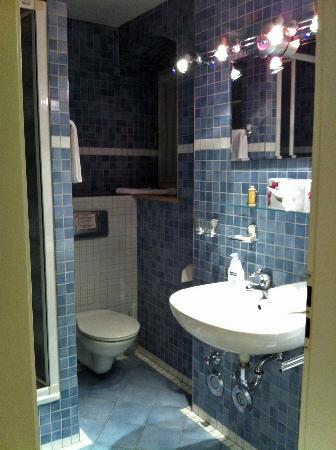 Villa Freisleben Aparthotel: Bathroom