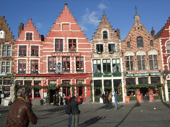 Hotel Cordoeanier: Markt