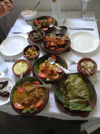Oceanos Restaurant: Alles selber gekocht!