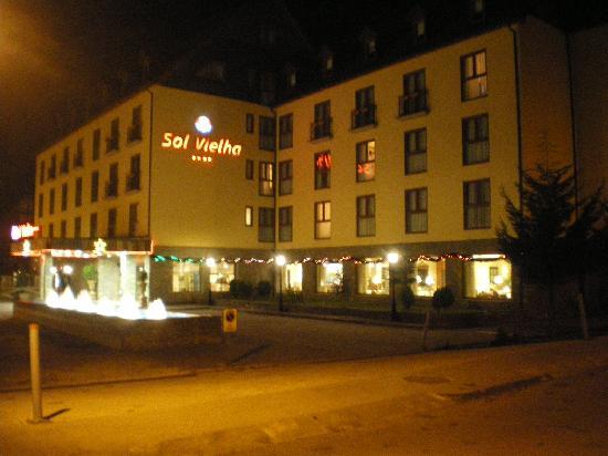 Tryp Vielha Baqueira : Hotel desde fuera