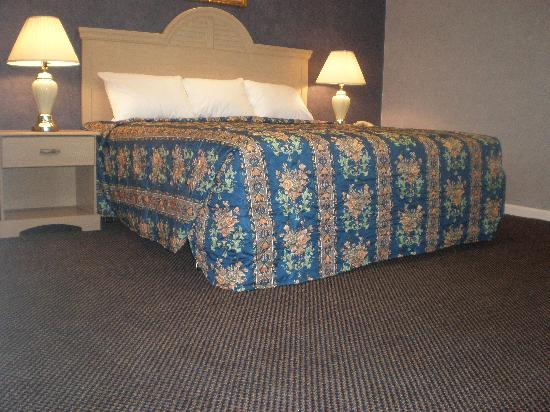 Red Carpet Inn & Suites Smithville: Dulex King Size Room