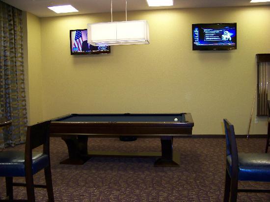 Wonderful Wyndham Grand Orlando Resort Bonnet Creek: Pool Table In Its Own Room