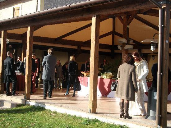 Casale San Fedele: esterno