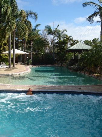 Karrinyup Waters Resort : Pools