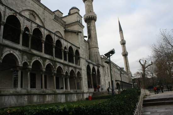 Turkey Tours by Local Guides: Suleymaniye mosque or blue mosque