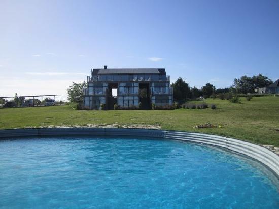 La Rocchetta: From the swimming pool