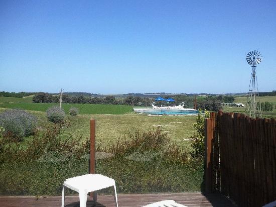 La Rocchetta: The view from my room