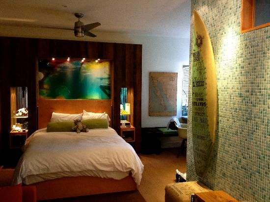 La Casa del Camino: womens billabong room