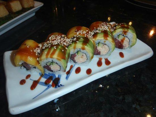 Sakura : amazing handmade roll