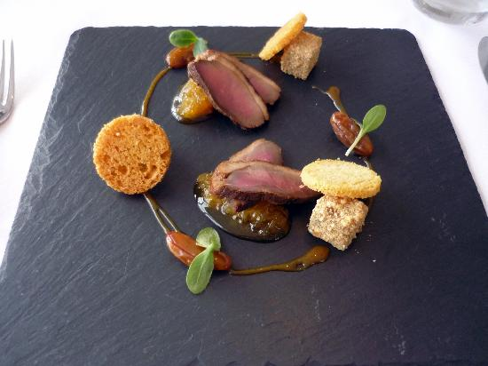 Craig Millar @ 16 West End: Lovely duck pate starter
